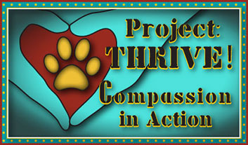 Project: THRIVE logo